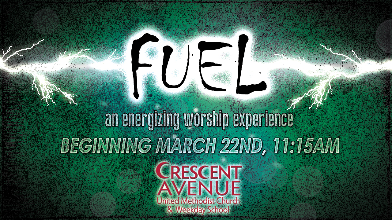 An Energizing Worship Experience